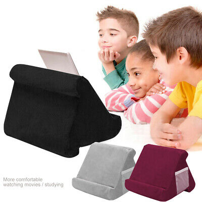 2021 Multi- Soft Pillow Lap Stand For IPad Tablet Cushion Phone Laptop Holder    • 7.39£