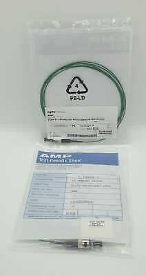 Tyco Electronics Fomm St Ceramic Pigtail 50/125/900 Dry Easy Strip 0-0349569-4 • 11.47£