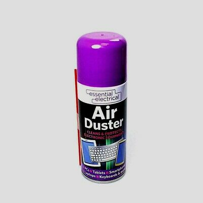 200ml Compressed Air Duster Electrical Cleaner Keypads Laptops Printers Others • 4.99£
