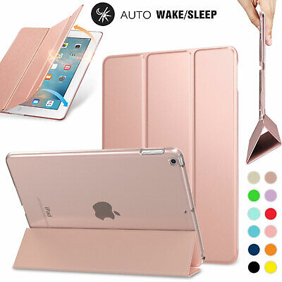 Magnetic Smart Stand Case For Apple IPad Air 2 9.7 2018/17 Pro 11 Mini 10.5 • 4.95£