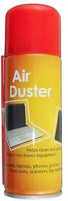 200ml Compressed Air Duster Electrical Cleaner Keypads Laptops Printers Others • 3.50£