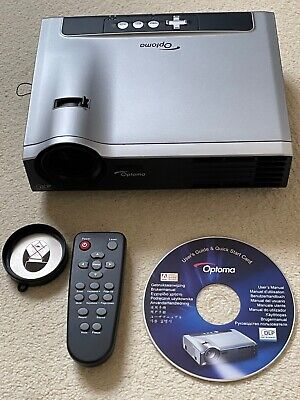 Optoma DLP Digital Projector EP7150 With Case • 10£