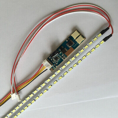 15~24  CCFL LCD Screen To LED Monitor Hh A LED Backlights Strip Kit Update • 9.76£