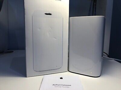 Apple Airport Extreme 6th Generation Excellent Condition Radio Access Point • 43£