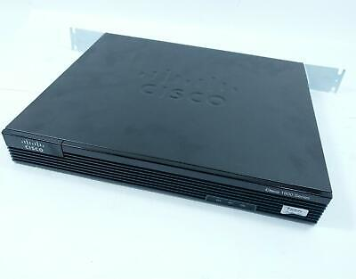 Cisco 1900 Series CISCO1921/K9 V05 Integrated Services Router W/ Brackets • 39.95£