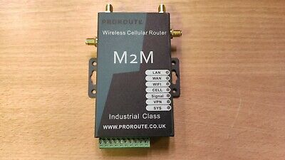 Proroute H685p-W M2M Cellular Wireless Router • 35£