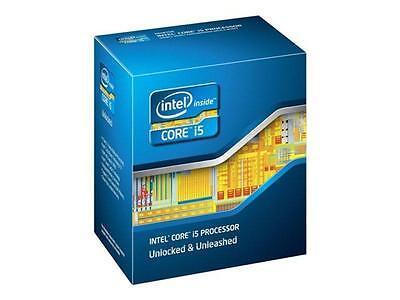 Intel Core I5-3570 Quad Core 3.4GHz LGA1155 HD 2500 6MB Cache 77W CPU Processor • 32.99£