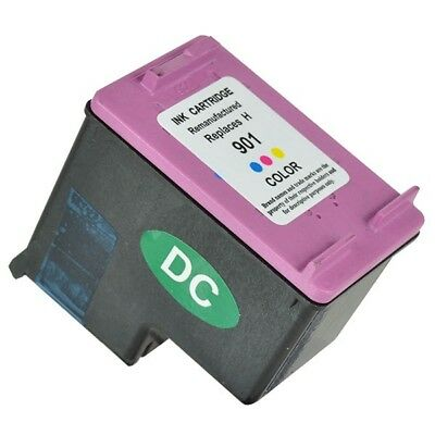 901 - CC656AE Colour Text Quality Ink Cartridge For HP Printers • 5.98£