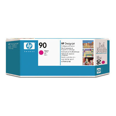 HP 90 Magenta Printhead And Cleaner C5056A • 237.24£