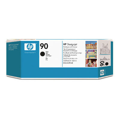 HP 90 Black Printhead And Cleaner C5054A • 241.12£
