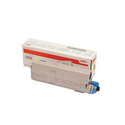 Oki C532 Yellow Toner MC573 6k 46490605 • 239.93£