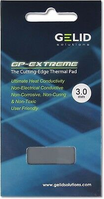Gelid Solutions GP Extreme 3 Mm Thickness Thermal Pad (80 X 40 X 3 Mm) W/mK 12 • 14.97£
