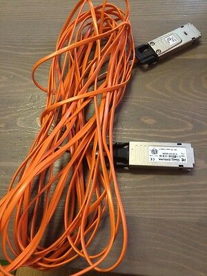 Dell DP260 Zarlink ZL60615MJDE 8M Meter Infiniband Fibre Cable Adapter 10gbe • 12£