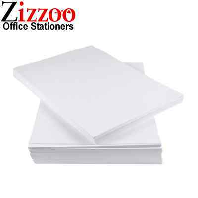 A4 White Card 160gsm In Pack Of 100 Sheets • 5.99£