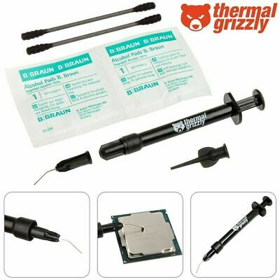 Thermal Grizzly Conductonaut Liquid Metal Thermal Compound Paste - 1g • 13.97£