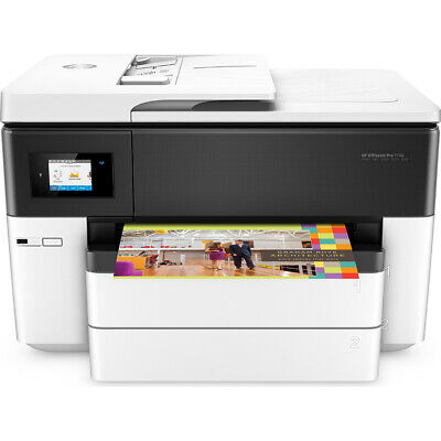 HP OfficeJet Pro 7740 A3 Colour Multifunction Inkjet Printer • 168.98£