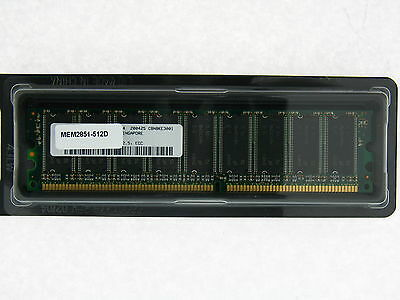 MEM2851-512D Approved 512MB Memory For Cisco 2851 • 30.29£