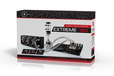 EK X360 Extreme Series Computer Water Cooling Kit - New Other • 389.49£
