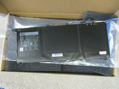 Brand New Genuine Dell Xps 13 9360 Battery 60wh 7.6v Pw23y Tp1gt Rnp72 0tp1gt • 74.50£