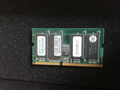 Cisco 128MB DRAM 6000 6500 MEM-MSFC2-128M B Sup2 Sup720 2U Condition:Used • 28£