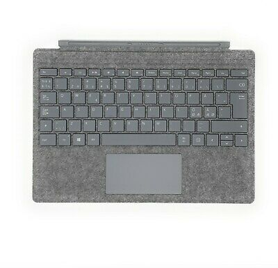 Microsoft Surface Pro Signature Type Cover Super Slim Gray Norwegian Layout  • 59.99£