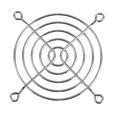 *UK STOCK - FG80M - METAL FINGER GUARD FOR 80mm AXIAL FANS • 1.69£