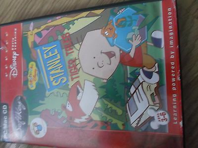 Stanley Tiger Tales Ages 3-6 PC • 1£