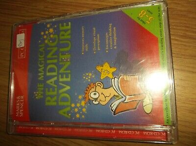 The Magical Reading Adventure- Marks And Spencer PC • 1£