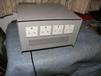 Oneac,  Model 1000, Power Conditioner, 4 Way Out, Working • 190£