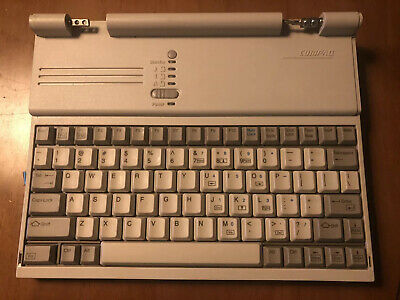 Compaq LTE 386s/20 Vintage Laptop Keyboard And Palm Panel • 49.95£