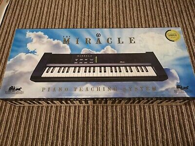 The Miracle Piano Teaching System - BOXED • 39.99£