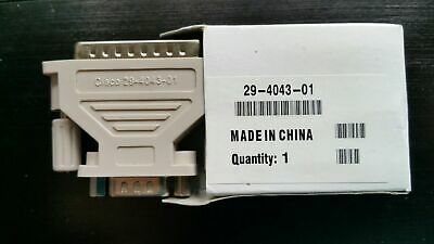 CISCO 9 Pin Serial RS232 DB9 Male To DB25 Pins Male Parallel Adapter Converter  • 2.39£