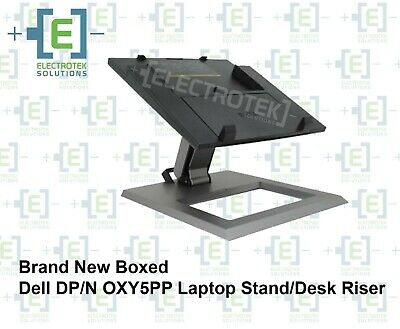 REDUCED! Brand New Dell DP/N OXY5PP Laptop Riser/Stand • 19.95£