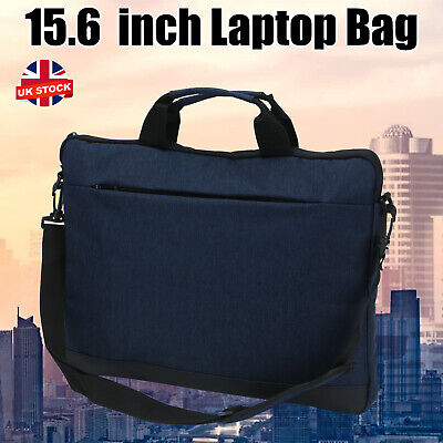 15.6 Inch Laptop Bag Carry Case For Dell HP Sony Acer Asus Samsung Notebook Blue • 8.99£