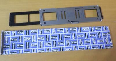 Nikon  Coolscan  Strip Film Holder Fh-2 Preowned Very Little If Any Use Boxed • 75£