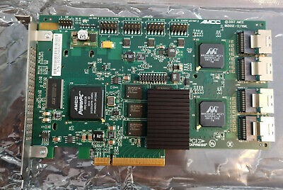 BROADCOM LSI 9650SE-12/16ML 16 Channels SATA RAID PCI HBA • 98.22£