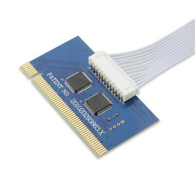 PCI Analyzer Motherboard Test Card Mini LCD Screen Tools PC Diagnostic Detection • 7.80£