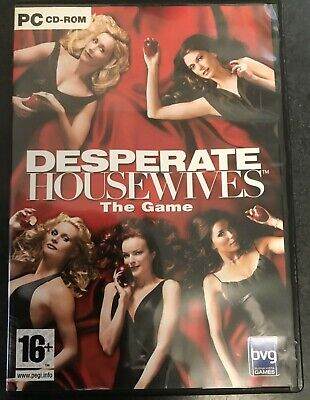 Desperate Housewives - 2 Disc PC Game - Tested And Working • 5.99£