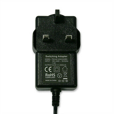 Official GeoBook3 Charger Power Supply For Geobook 3 Laptop – Genuine Part • 14.99£