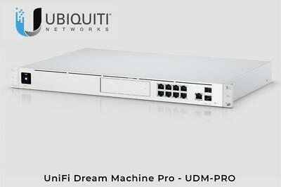 Unifi Dream Machine Pro NEW-SEALED! **NEXT DAY DELIVERY AVAILABLE** *UK VERSION* • 409£