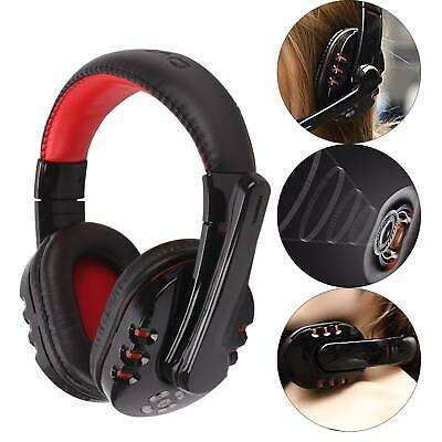 Wireless Bluetooth Gaming Headset Headphones Stereo For W/ Mic PC Brand New UK • 15.89£