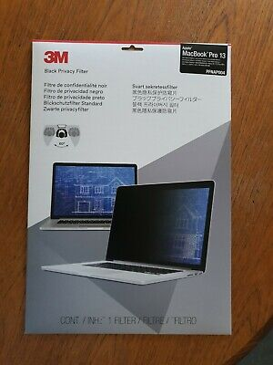 NEW! 3M PFNAP004 Privacy Filter For MacBook Pro 13 • 39.99£