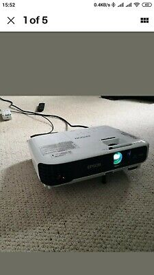 Epson EB-S04 LCD Projector,Hdmi Clear Projector. • 129.99£