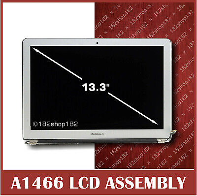 Apple Macbook Air A1466 13.3  - LCD Screen Display Assembly - 2013 To 2017 • 127.99£