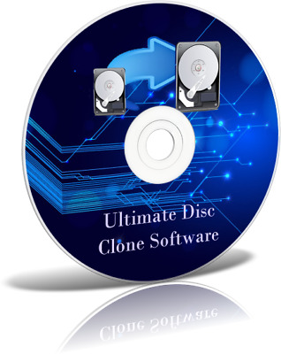 Hard Drive Backup Clone Cd Ghost Image Copy Duplicator Disk Hdd Cloning Software • 3.95£