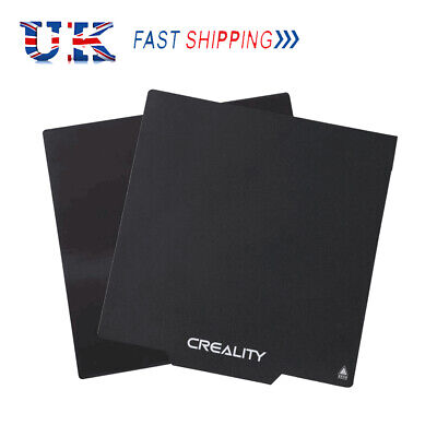 Creality 3D CR-10 310x310mm 3D Printer Hot Bed Magnetic Build Surface Plate N7Z5 • 13.49£