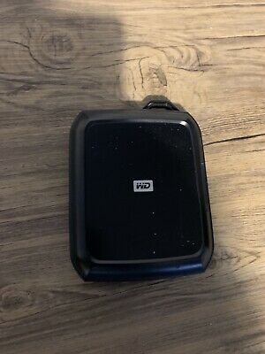 WD (Western Digital) Nomad Rugged Case For 2.5  External Hard Drive • 11.99£
