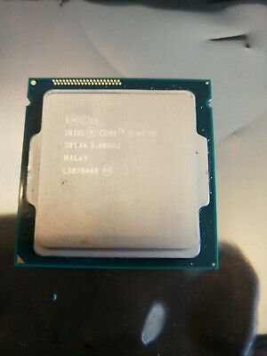Intel Core I5-4670K - 3.4GHz Quad-Core Processor SR14A Socket 1150 • 59.99£