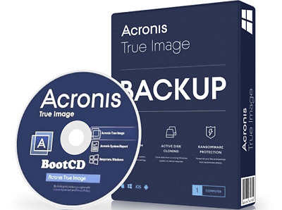 Acronis True Image 2020 - Bootable ISO Image To Backup Your PC - Email Delivery • 5.99£