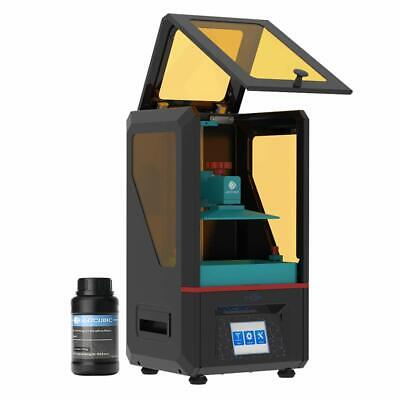 ANYCUBIC Photon SLA Photocuring 3D Printer + 500ml ANYCUBIC Green Resin • 260£